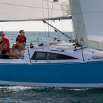 family sailing catalina