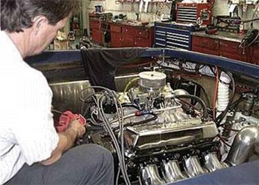 engine maintenace