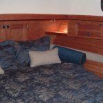 custom woodwork in cabin